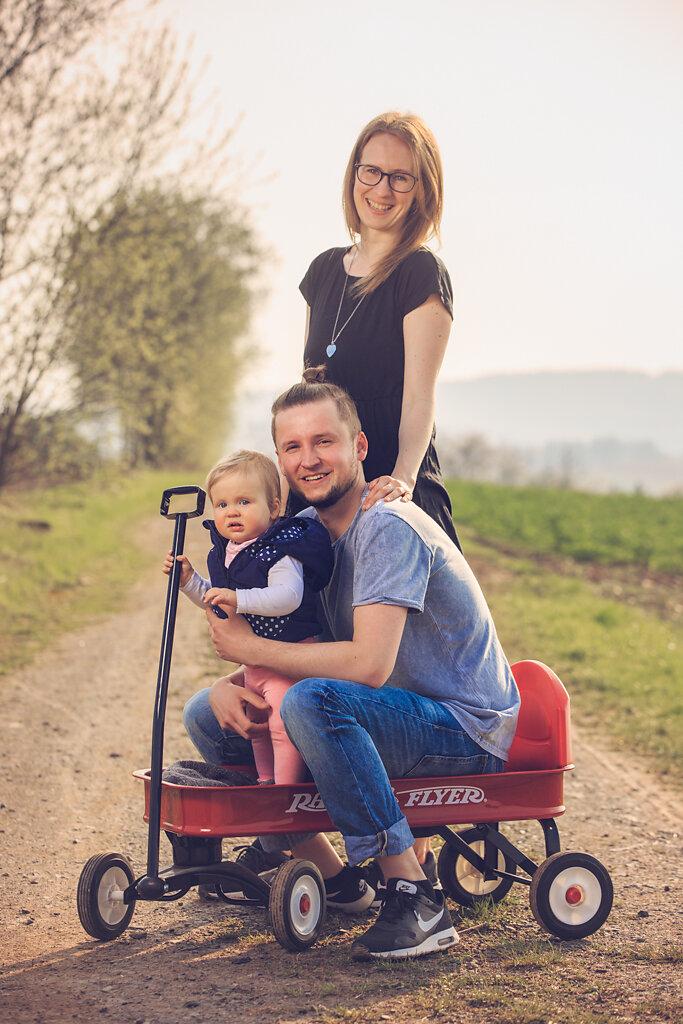 Die ganze Famile